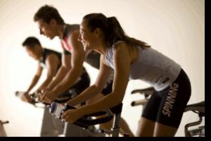 Cómo perder peso haciendo Spinning