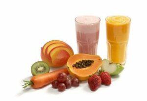 Las Vitaminas en la Dieta